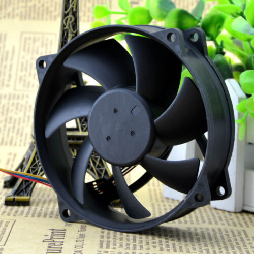 Delta AFB0912VH 92mmx80mmx25mm 4Pin DC Brushless Cooler Cooling Fan 12V 0.60A
