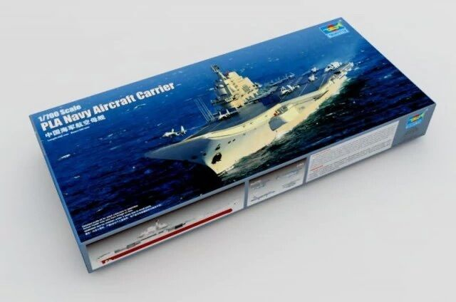 Trumpeter 1 700 PLA Navy Aircraft Carrier