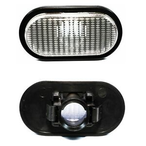 RENAULT TRAFIC SIDE INDICATOR REPEATER LENS LIGHT WHITE COLOUR