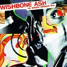 Wishbone Ash - No Smoke Without Fire. CD Neu
