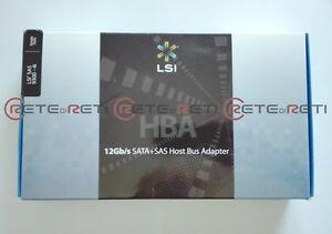 155-IVA-LSI-BROADCOM-LSI00346-SAS-9300-4i-12Gb-s-mini-HD-HBA-FACTORY-SEALED
