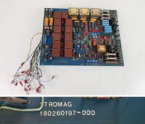 Antriebe & Bewegungssteuerung Offizielle Website Pp6573 Inverter Board Stromag 180260197-000 Nachfrage üBer Dem Angebot