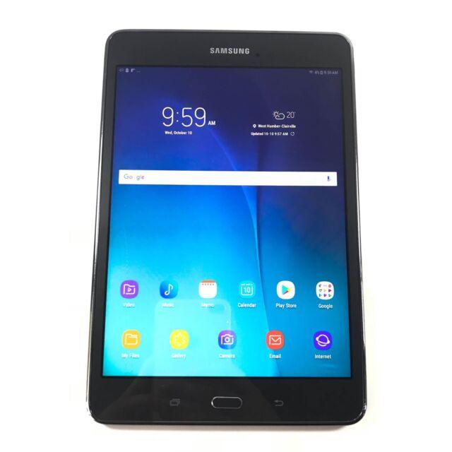 Samsung Galaxy Tab A SM-T350 16GB - Wi-Fi, 8 in - Grey Android Tablet