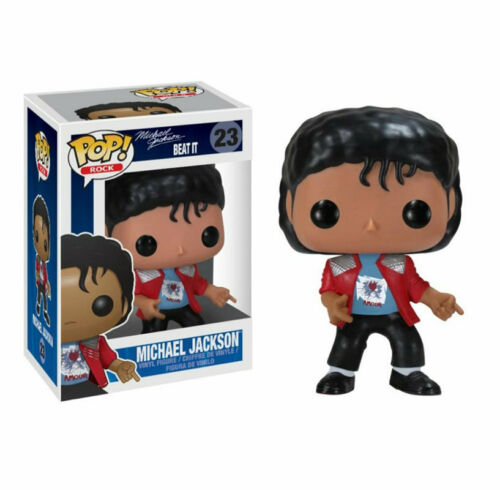 FUNKO POP MICKAEL JACKSON BEAT IT BAS SMOOTH CRIMINAL BILLIE JEAN
