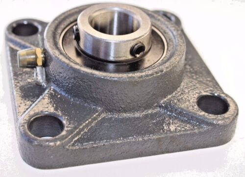 "UCF209-264-Bolt Flange Unit 1-5//8/"" Bore w//Chevron Grease /& REINFORCED Housing"