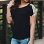 Summer-Women-039-s-Lace-Shoulder-T-Shirt-Short-Sleeve-Loose-Tops-Casual-Blouse thumbnail 8