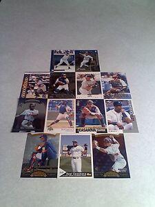 Raul-Casanova-Lot-of-22-cards-17-DIFFERENT-Baseball