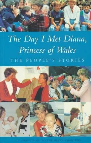 1 of 1 - The Day I Met Diana, Princess of Wales,Susan Hill