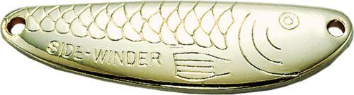 Once Side-Winder dur appâts de pêche leurre or Fini S-200//G NOUVEAU ACME S200-G 1//2