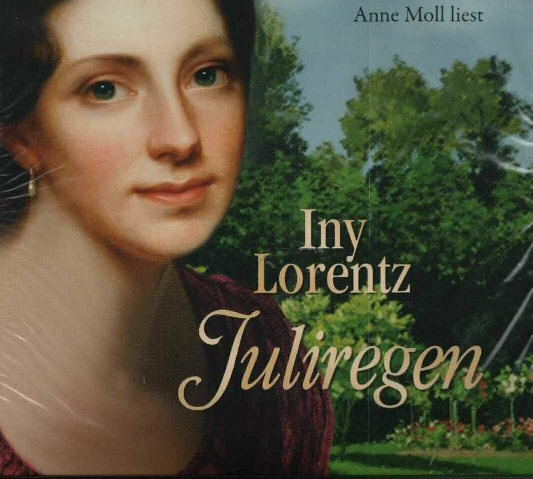 Iny Lorentz: JULIREGEN. 6 CDs. Preußen Teil 3. NEU (originalverschweißt) - Iny Lorentz