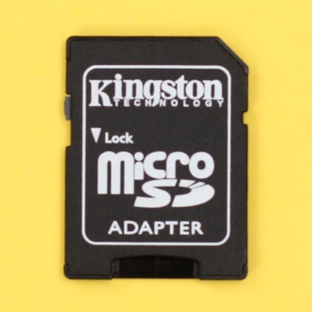 Genuine Kingston Micro SD to SD Memory Card Adapter