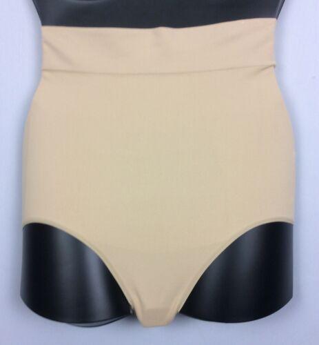 Details about  /Cacique Level 2 Slimmer Ultra High-Waist Brief BEIGE Shaper Plus Size Shapewear