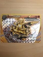 Pokemon Rocara TURBO HOLO XY-Schicksalsschmiede 51/124 TCG deutsch!