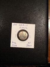 Turkey Ottoman Coin Sultan Mahmud Ii.   Ah-1223--11.   5-Para