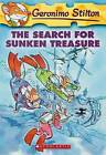 The Search for Sunken Treasure by Geronimo Stilton (Paperback, 2006)