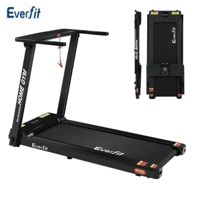 Everfit Electric Treadmill Home Gym Exercise Machine Fitness Equipment Compact