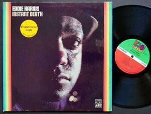 EDDIE-HARRIS-Instant-Death-LP-ATLANTIC-SD-1611-US-039-72-Richard-Abrams-Billy-James