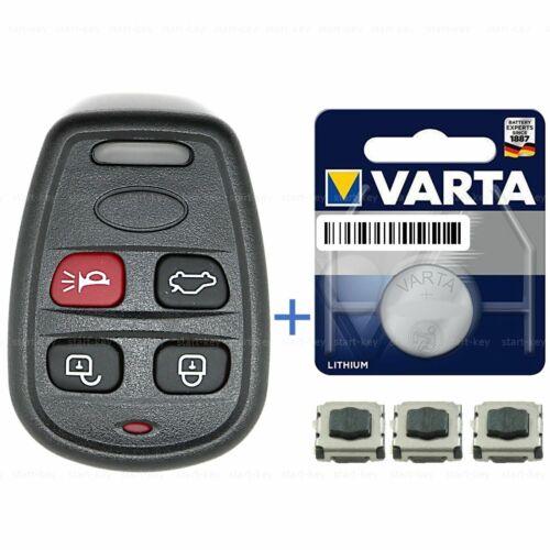 Fernbedienung Schlüssel Ersatz Gehäuse für Kia Sorento Sedona Carnival Cerato 4