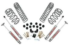 "Jeep Wrangler TJ 3.75"" Combo Suspension + Body Lift Kit 1997-2006 (6 Cylinder)"
