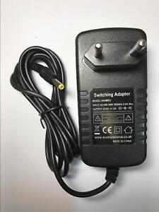 Tesco DAB111V DAB Radio 8V 750mA RSS1002-060080-W3U AC-DC Switching Adapter EU