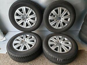 Pneus-hiver-VW-Tiguan-Sharan-Seat-Alhambra-215-65-r16-98-H-7n0601027b
