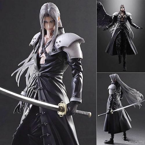 Play Arts Kai Final Fantasy 7 VII Sephiroth Action Figures Statue Collection Toy