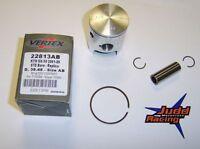 Vertex Piston Kit Ktm 50 2003 - 2008 Ab,cd,ef Order B4 1pm Same Day Dispatch Mon