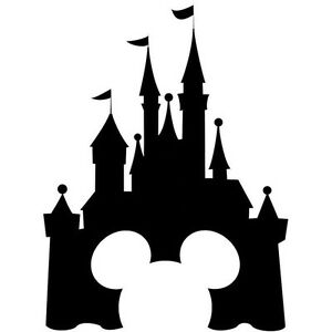 disney castle decal | eBay