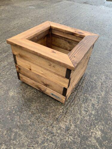 LARGE Premium Range Square Wooden Garden Planter Sale!!!