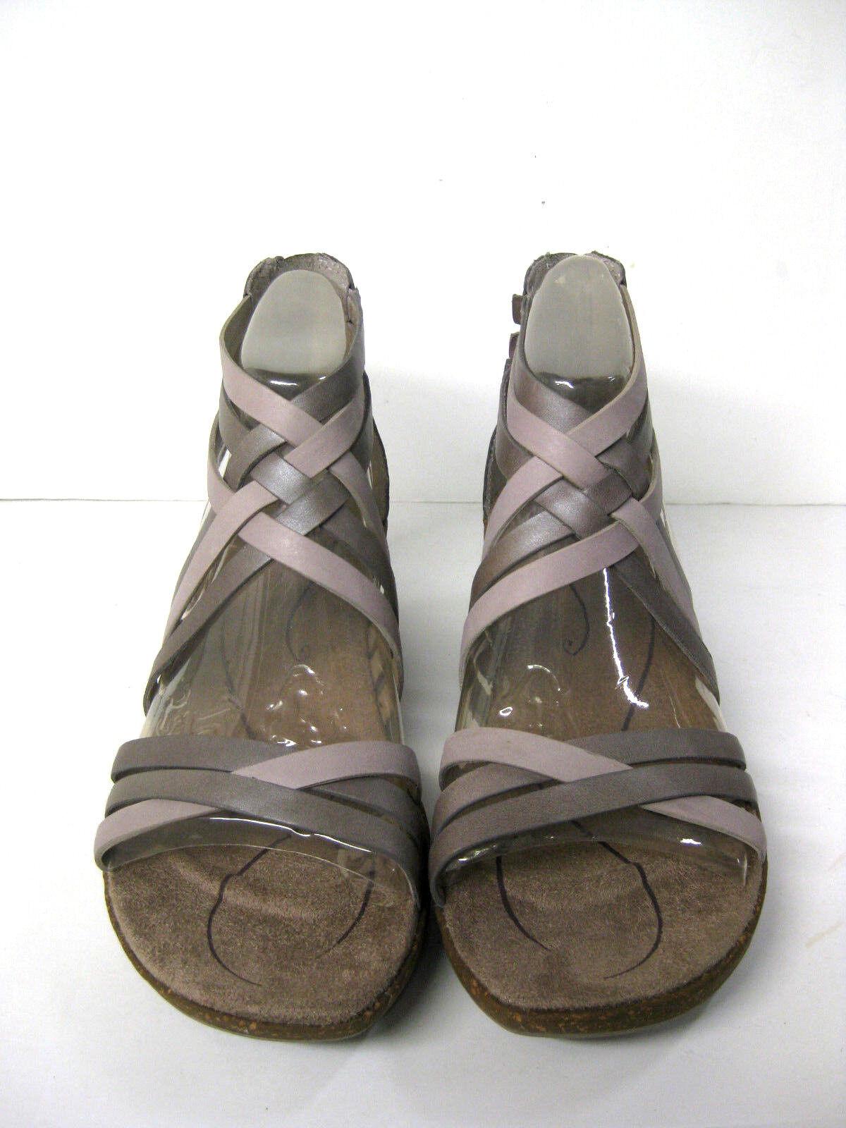 Ahnu Trolley Trolley Trolley Mesa Taupe donna Sandals US 11  UK9 EU42 b6a683