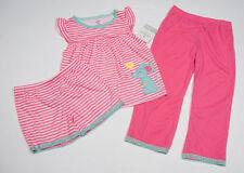 7bf048d21 Boys Carters Pajamas Size 4t Sea Fish Octopus Pirate 3pc Set Pants ...