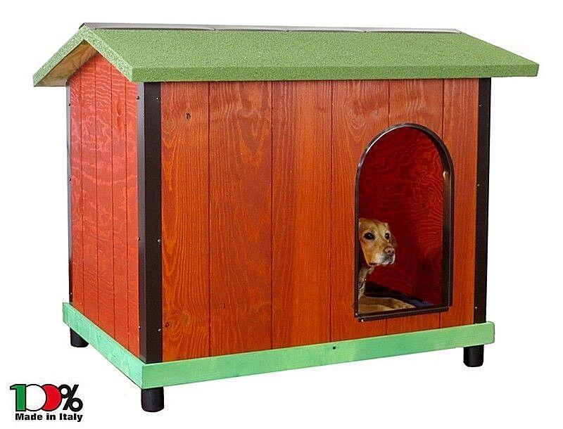 l'ultimo Cuccia per cani rossotweiler, Corso e e e simili.  mis.4 + porta  offerta speciale