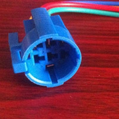 OFF and Momentary Buttons 6in Wire Harness New Socket Plug for 19mm Switch ON