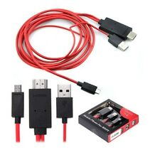 2M MHL USB a HDMI HD TV Cable Adaptador Para Samsung Galaxy S5 S4 S3 3 Tab 3 Note