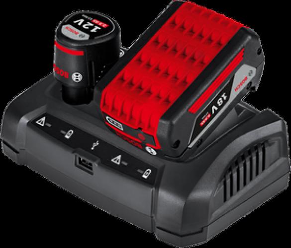 Bosch 1600A011A9 Cargador Gax 18V 30 Professional