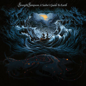Sturgill-Simpson-Sailor-039-s-Guide-to-Earth-New-Vinyl