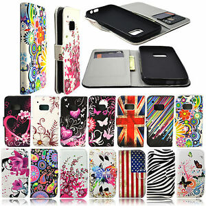 Premium-Leather-Wallet-Soft-Phone-Case-Cover-Skin-Stand-Pouch-For-HTC-ONE-M9