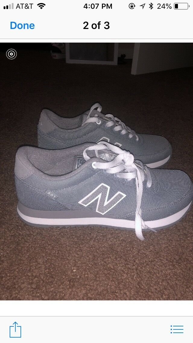 New Women's  New Balance tennis  shoes size 9
