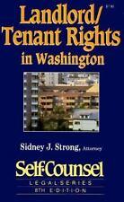 Landlord/Tenant Rights in Washington