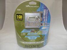 SONY mznh600d hi-md MINIDISC Walkman MD Player (mz-nh600d)