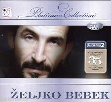Zeljko Bebe 2 CD The Platinum Collection Best Hit Severina Alka Vuica Marija CRO