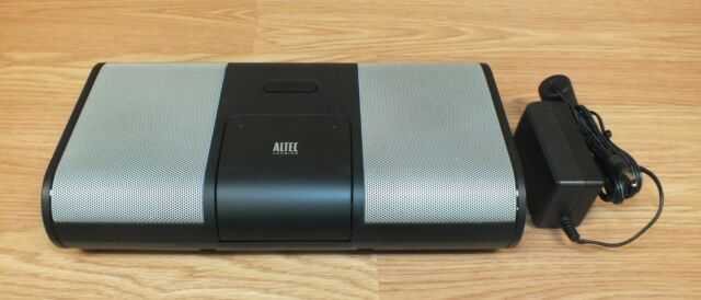 Altec Lansing inMotion IM310 Portable Speakers for iPod and MP3 Players