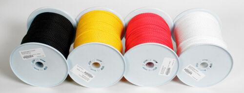 BasicNature Seil Polypropylen 4 mm 30 Meterrolle gelb