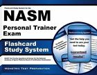 Flashcard Study System for The NASM Personal Trainer Exam 9781610721912 Cards