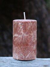 40hr CREAMY CARAMEL & VANILLA FUDGE Triple Scented CANDLE Air Room Freshener