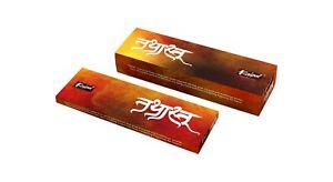 DéSintéRessé Patchouli Tathastu Natural Handmade Premium Masala Incense Sticks 50 G Inde-afficher Le Titre D'origine 100% D'Origine