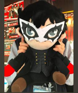 salida Sega Persona 5 Mega Jumbo con con con Relleno Muñeca Ren Amamiya Anime Otaku Akira  edición limitada