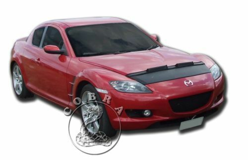 Car Bonnet Mask Hood Bra Fits Mazda RX8 04 05 06 07 08