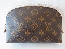 Louis Vuitton Monogram Pochette Cosmetic Pouch M47515