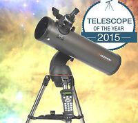 Celestron Nexstar 130slt Fully Computerized Telescope + Free Star&planet Locator